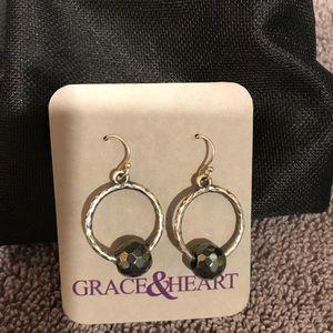Grace snd Heart Jewelry - Grace and Heart Harmony Earrings E-1147 New